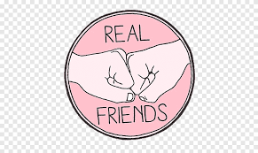 Real Friends Illustration Sticker Paper Wall Decal Best Friends Forever Zazzle Friends Love Label Png Pngegg