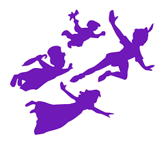 Peter Pan Kids Decal Vinyl Sticker Car Truck Laptop Tablet Etsy In 2020 Kids Decals Nature Decal Vinyl Sticker