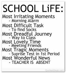 school life quotes funny school life sayings and photos quotes