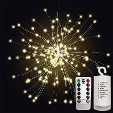 Bộ 180 đèn LED hình ngôi sao dùng trang trí Giáng Sinh, giá chỉ ...