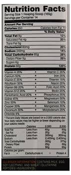 optimum nutrition pro gainer protein