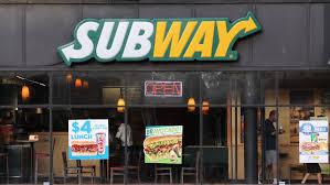 subway kids menu health and