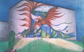Local artist Wesley May selected for mural design on city building |  Bemidji Pioneer