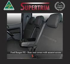 rear seat covers 2016 mkii ford ranger