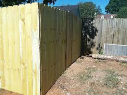 Estimating The Cost Of A New Privacy Fence Murfreesboro Tn