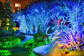 holiday lights atlanta botanical