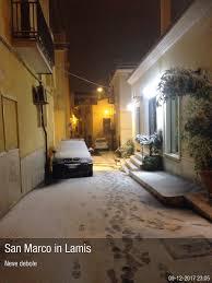 Foto meteo - San Marco in Lamis - San Marco in Lamis ore 23:05 ...