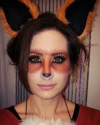 20 fox makeup designs trends ideas