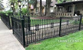 Wrought Iron Fence Panels Gates Fast Quote Expert Help