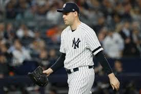 New York Yankees reliever Adam Ottavino continues his rough October