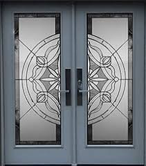 Stained Glass Wrought Iron Door Inserts Toronto What A Pane