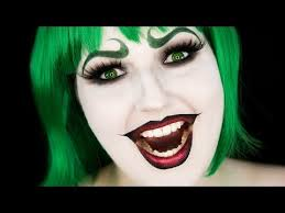 halloween joker makeup tutorial