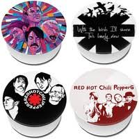 13cm X 13cm Car Styling Red Hot Chili Peppers Car Sticker Car Truck Window Bumper Usa Concert Music Decal Stickers Wish