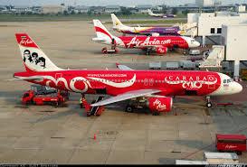 Thai AirAsia Airbus A320-216 | Airbus, Aviation airplane, Aircraft