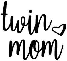 Amazon Com Twin Mom Car Decal
