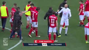 Triestina-Vis Pesaro: Highlights - YouTube
