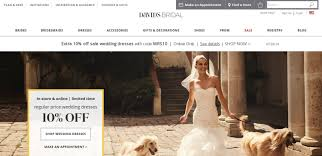 bridal credit card account login