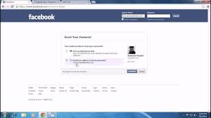 Forgot Facebook Password - Recover Facebook Account without Email ...