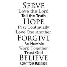 faith family quote quotesta