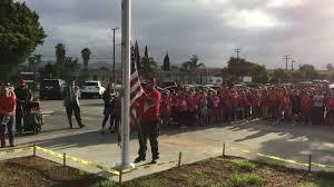 Ada Nelson Flag Raising - YouTube
