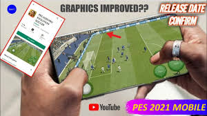 PES 2021 Mobile Upcoming 11 Features That You Must Know [ Android/IOS ] -  YouTube