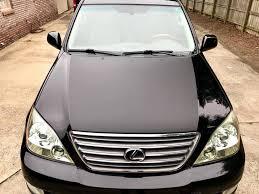Lexus Gx 470 Matte Black Hood Decal Amaesing Decals Patches