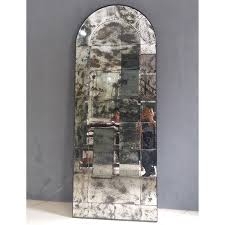 reproduction antique mirror glass