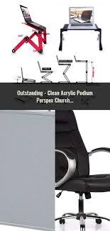acrylic podium perspex church lectern