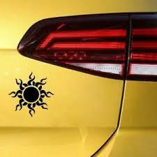 Godsmack Tribal Sun Symbol Fun Window Bumper Vinyl Decal Sticker 14 7cm X 14 7cm Ebay
