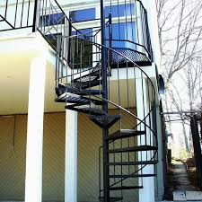 new design spiral srcases outdoor