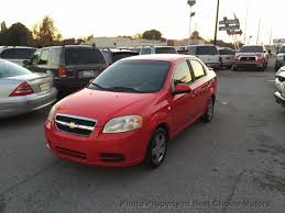 used chevrolet aveo 4dr sedan ls