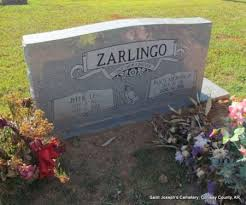 ZARLINGO, JEFFIE LEA - Conway County, Arkansas   JEFFIE LEA ZARLINGO -  Arkansas Gravestone Photos