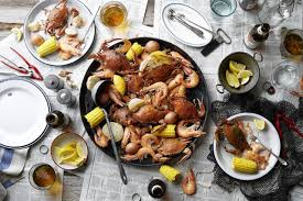 Times Roll With a Cajun Seafood Boil ...