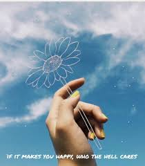 quotes happiness flower sky prettypicture edits aesthetic