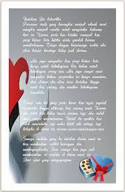 Contoh Surat Contoh Surat Cinta Untuk Pacar Laki Laki