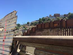 This Is Trump S Wall 14 Mile Border Wall Replacement Completed In San Diego Kpbs