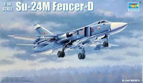 Bowemodels Build Review Trumpeter 1 48 Sukhoi Su 24 Fencer D
