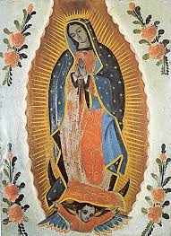 our lady of guadalupe retablo new