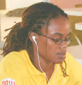 The face of a scrabble champion - Stabroek News