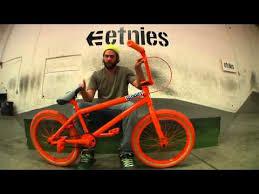 Aaron Ross Bike check 2011 - YouTube