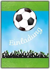 Tarjetas De Invitacion Futbol Para Invitacion A Cumpleanos Futbol