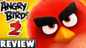 The Angry Birds Movie 2 - REVIEW - YouTube