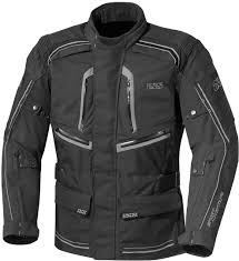 ixs forras black motorcycle clothing
