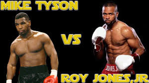 MIKE TYSON RETURNS VS ROY JONES JR ON SEPTEMBER 12TH! - YouTube