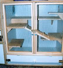 cages habitats
