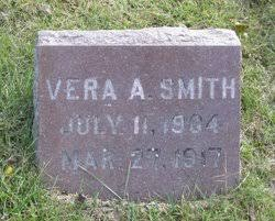 Vera Smith (1904-1917) - Find A Grave Memorial