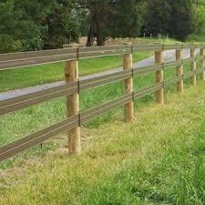 Equestrian Flexible Stud Rail Fence Watt Plastics