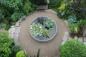 small garden look bigger
