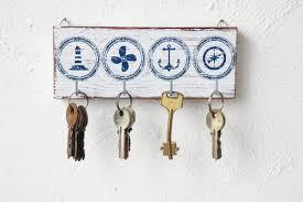 nautical key holder nautical wall decor