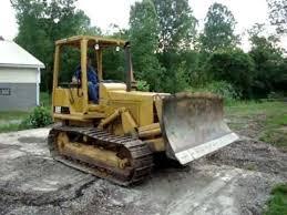 1985 caterpillar d3b bulldozer with 6